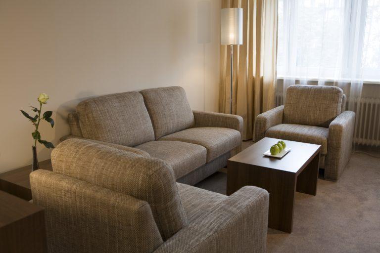 Livin Hotel, Frankfurt am Main 21.10.08